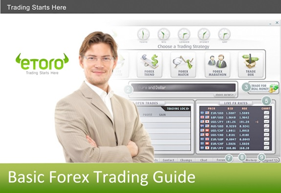 eBook d'eToro sur les options binaires