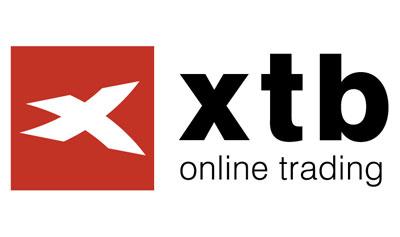 xtb logo trading forex