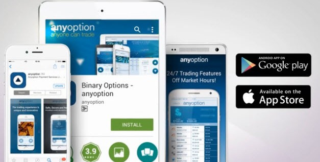 anyoption trading mobile