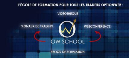 optionweb formation